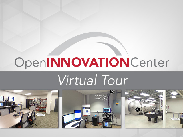 Open Innovation Center Tour