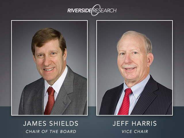 Riverside Research Elects New Chair and Vice Chair to Board of Trustees