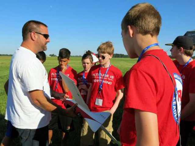 Young pilots take flight in Dayton, both in manned and unmanned aircraft