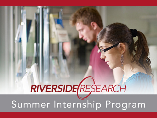 Riverside Research Welcomes Record Number of Interns