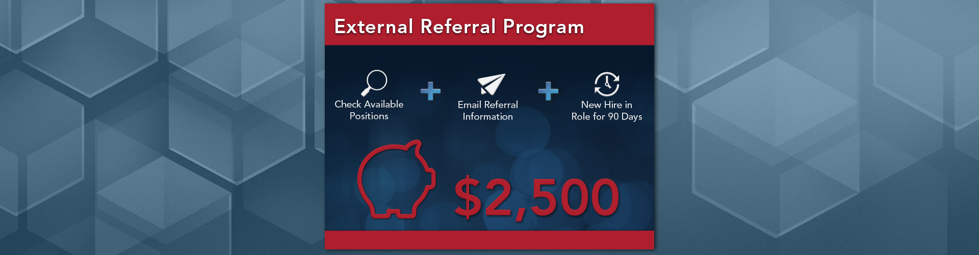 Riverside Research External Referral Bonus Program