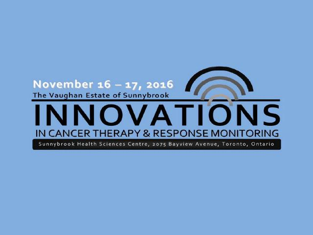 Riverside Research Presented at the Innovations in Cancer Therapy and Response Monitoring Meeting