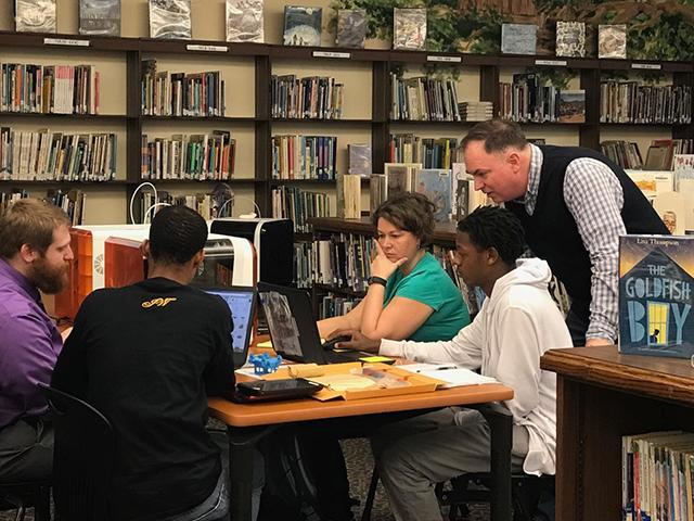 Riverside Research Donates 3D Printers for Classroom Enrichment
