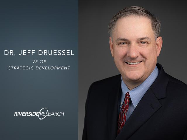Dr. Jeff Druessel, VP Strategic Development