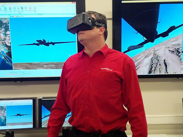 Riverside Research Brings Virtual Mission Planning & Analyst Immersion to GEOINT 2015