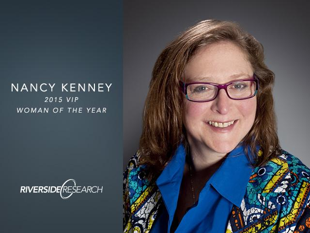 Nancy Kenney, 2015 VIP Woman of the Year